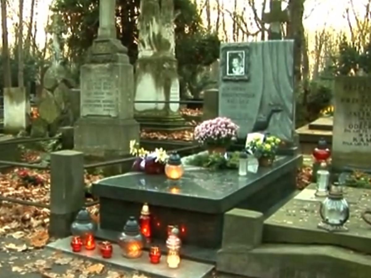 Grób Ireny Kwiatkowskiej