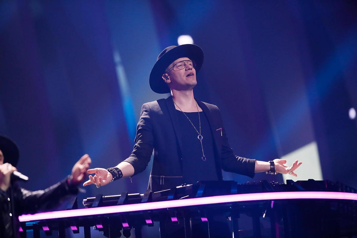 Gromee na Eurowizji - występ podczas 2. półfinału
