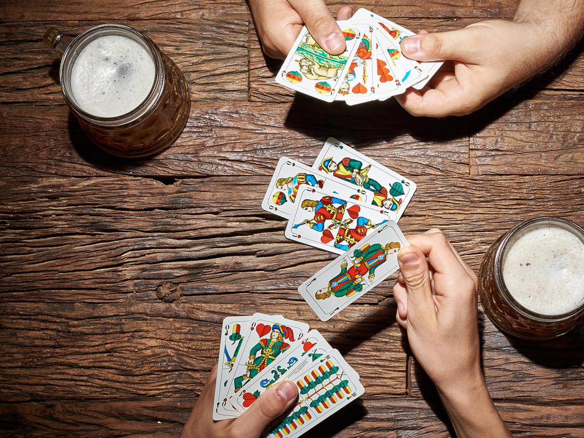 gry karciane na imprezę