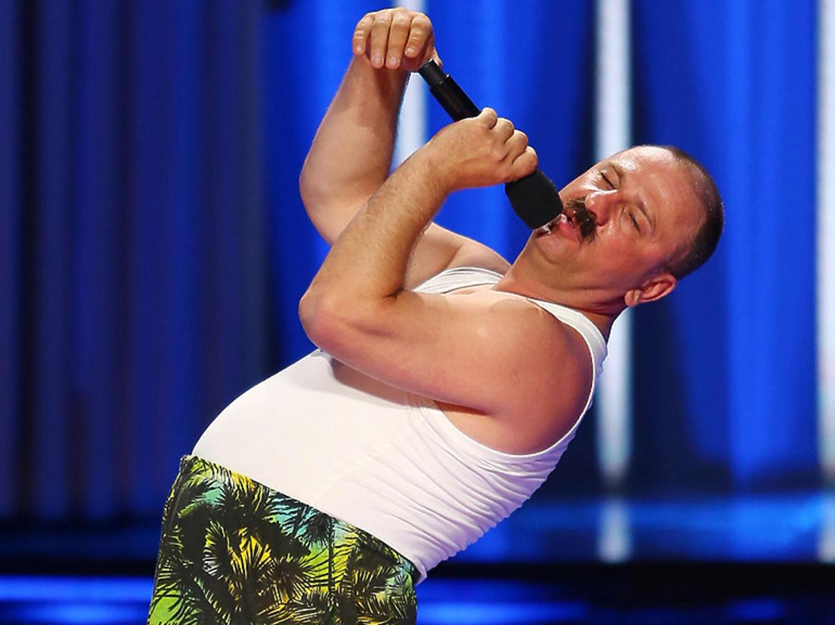 Grzegorz Halama ważył 105 kg, dziś jest nie do poznania