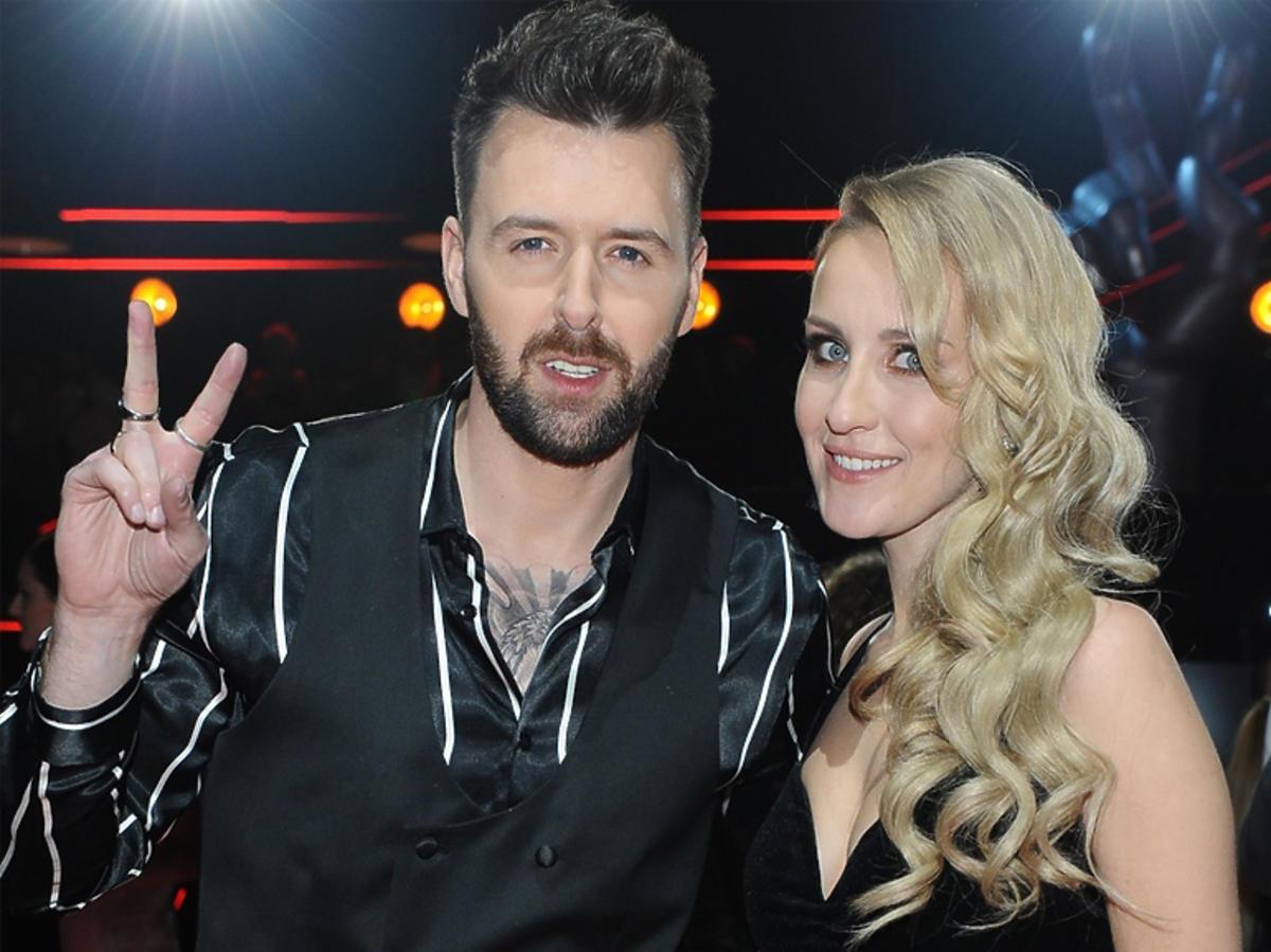 Grzegorz Hyży i Ania Deko w The Voice of Poland