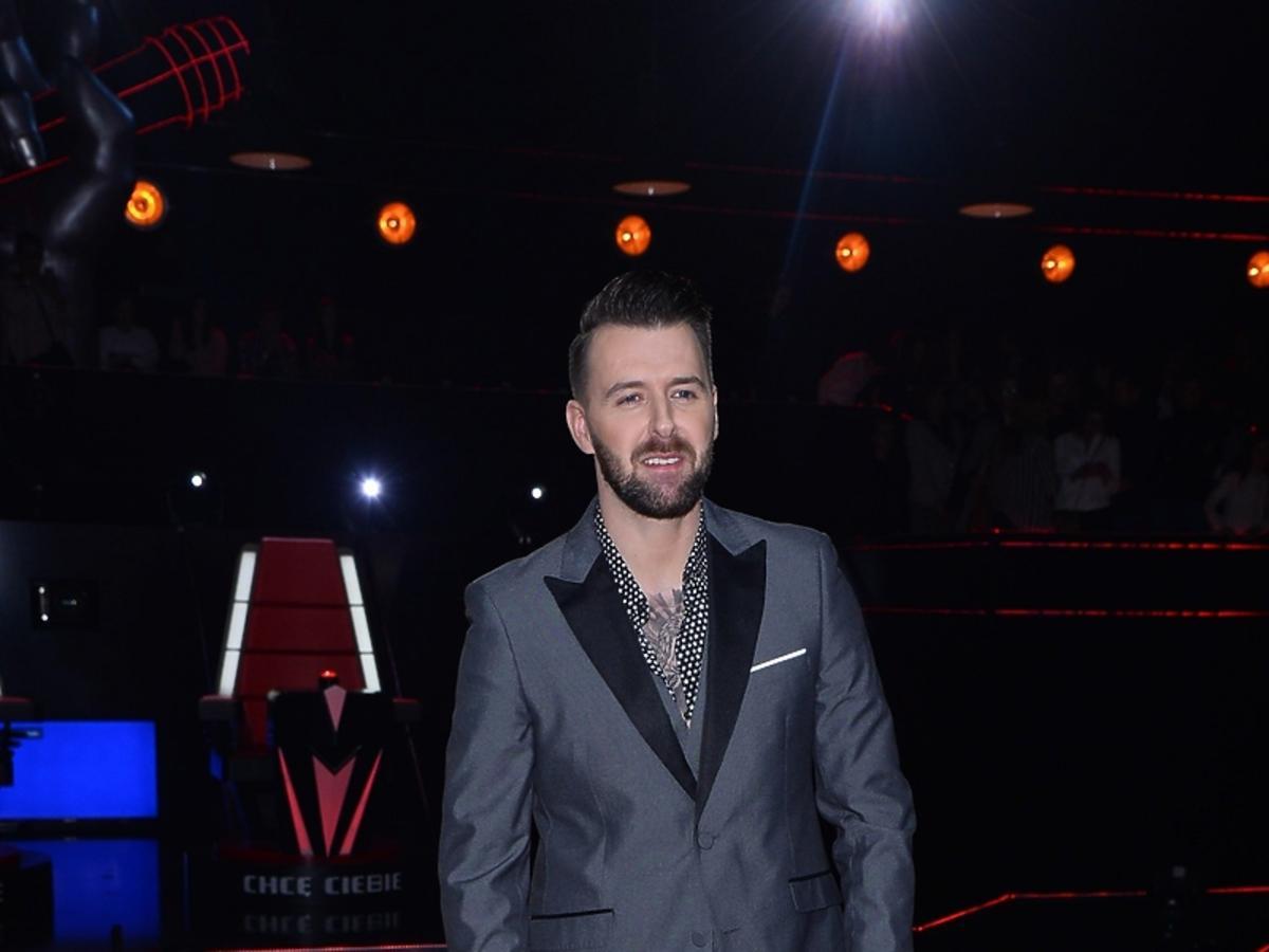 Grzegorz Hyży w półfinale The Voice of Poland