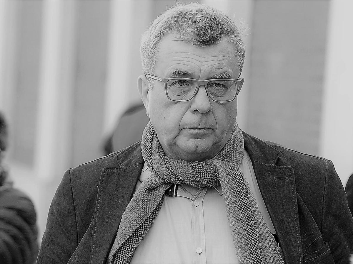 Grzegorz Miecugow nie żyje, miał 61 lat