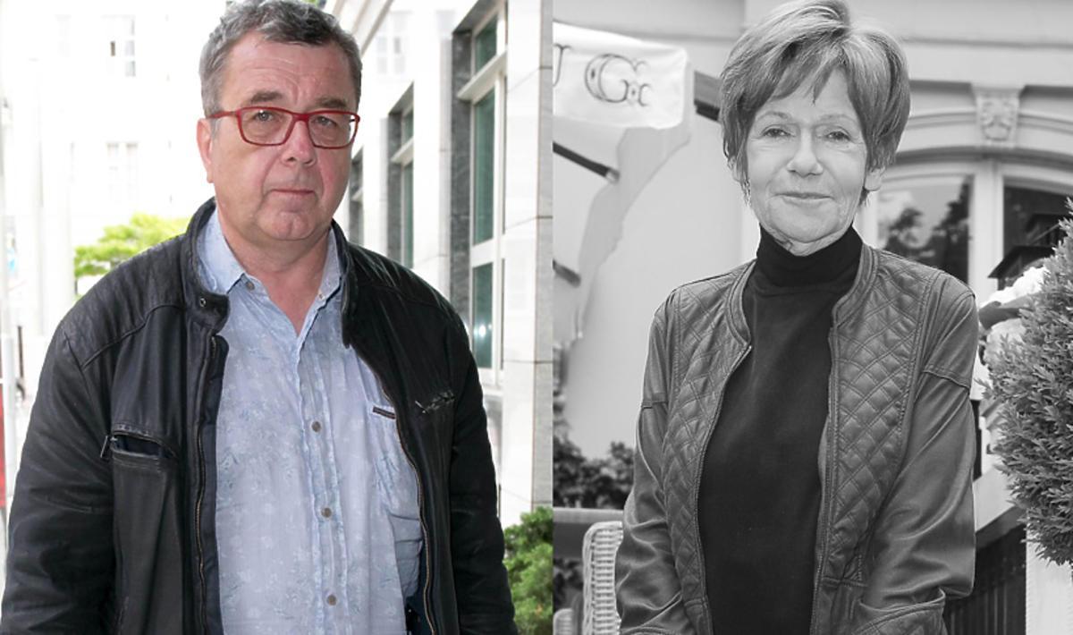 Grzegorz Miecugow opowiedział o problemach zdrowotnych Marii Czubaszek