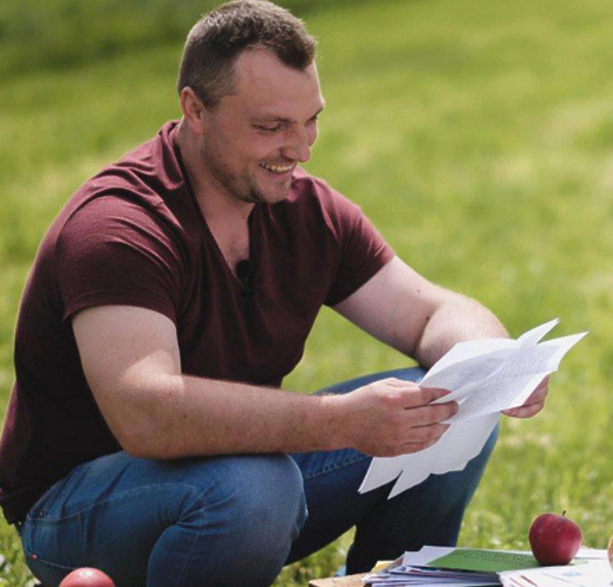 Grzegorz Toczydlowski Rolnik szuka żony