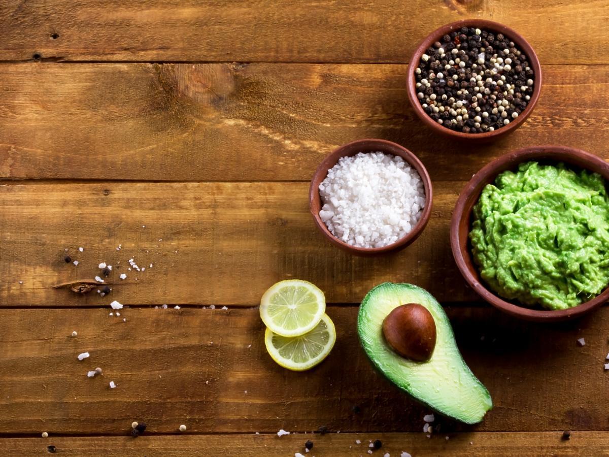 Guacamole - pasta z awokado