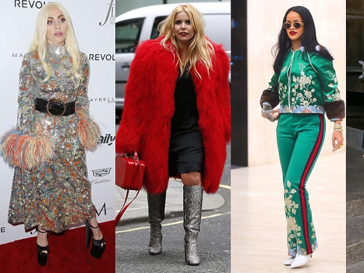 Gwen Stefani, Lady Gaga, Rihanna, Paloma Fait