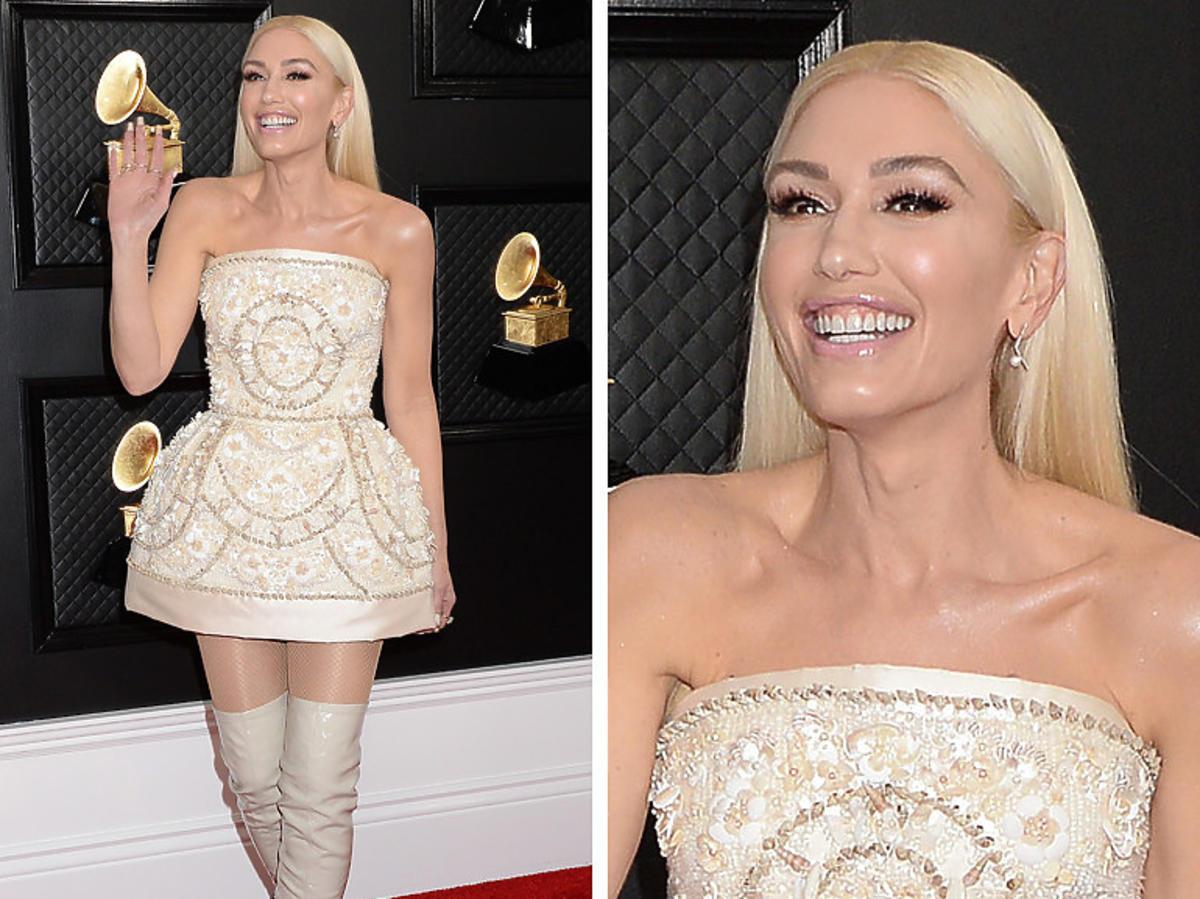 Gwen Stefani na Grammy 2020