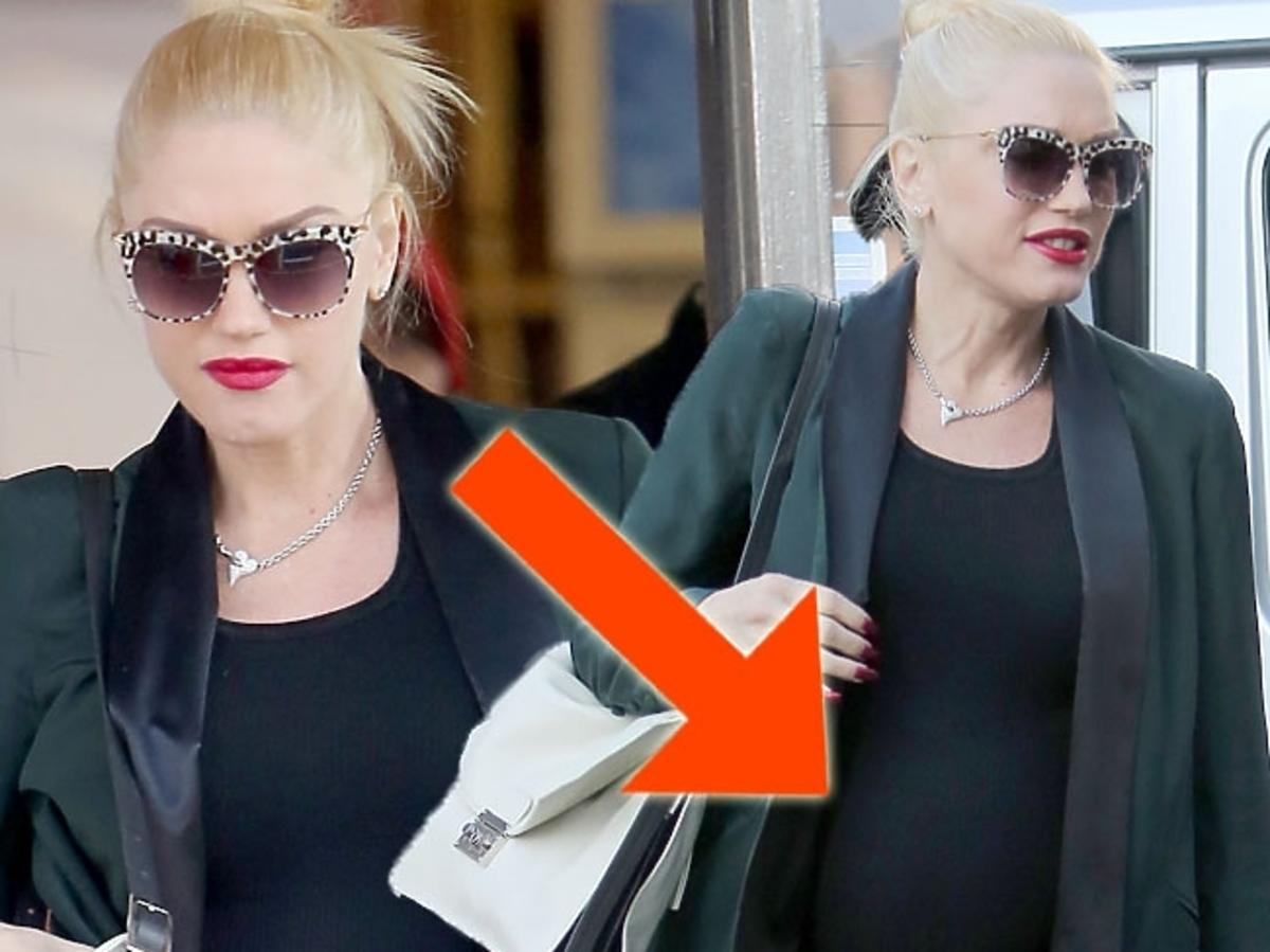 Gwen Stefani w ciąży