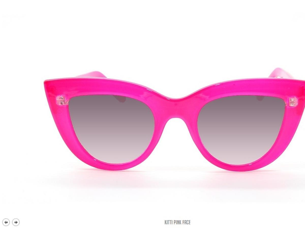 Gwen Stefani w okularach Quay