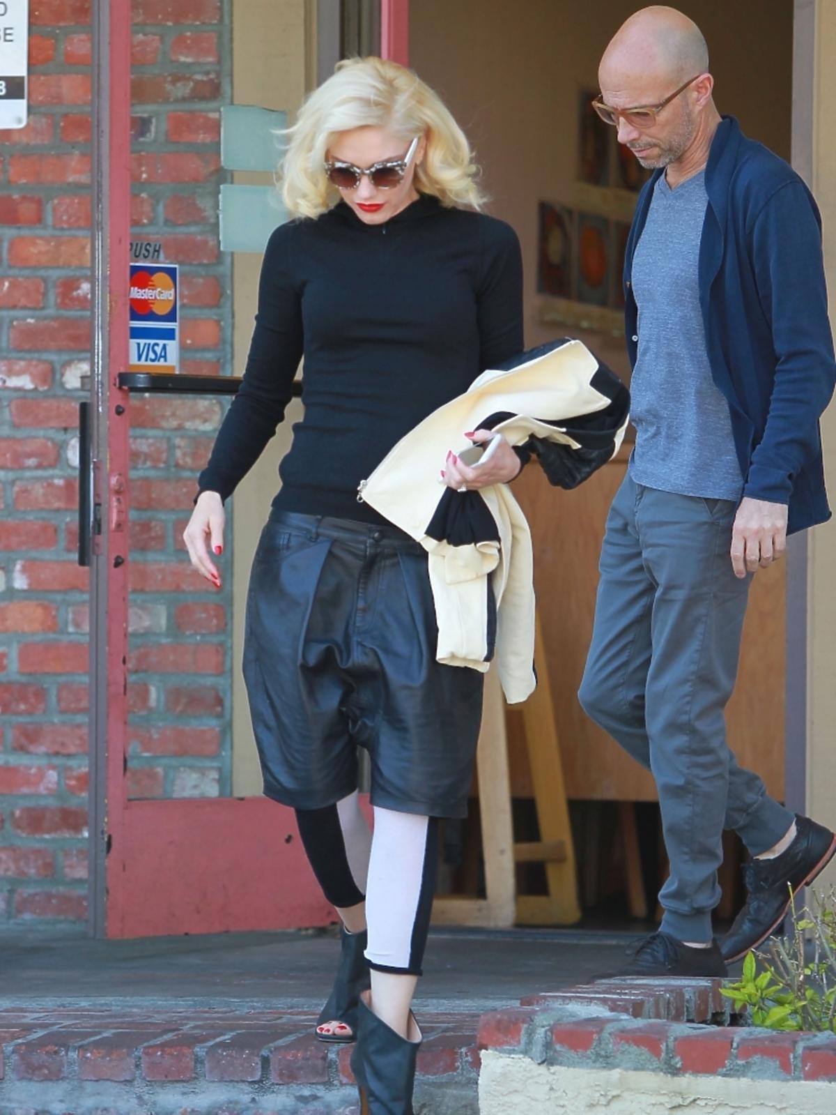 Gwen Stefani wraca z akupunktury