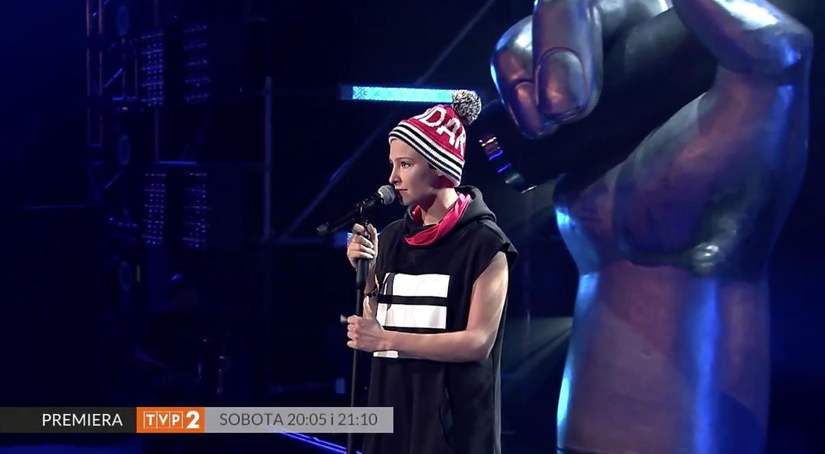 Gwiazda M jak miłość w The Voice of Poland