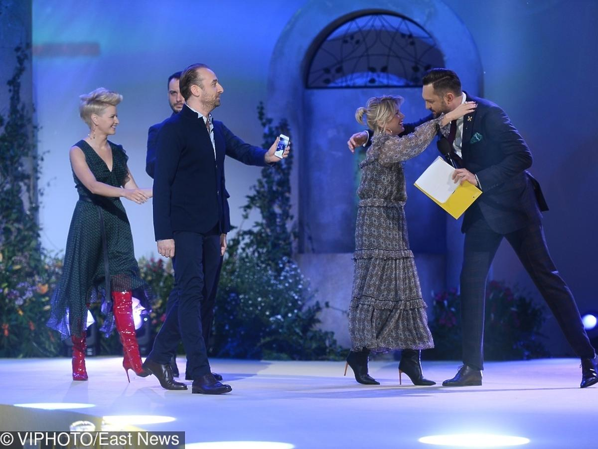 Gwiazdy gratulują Magdzie Mołek