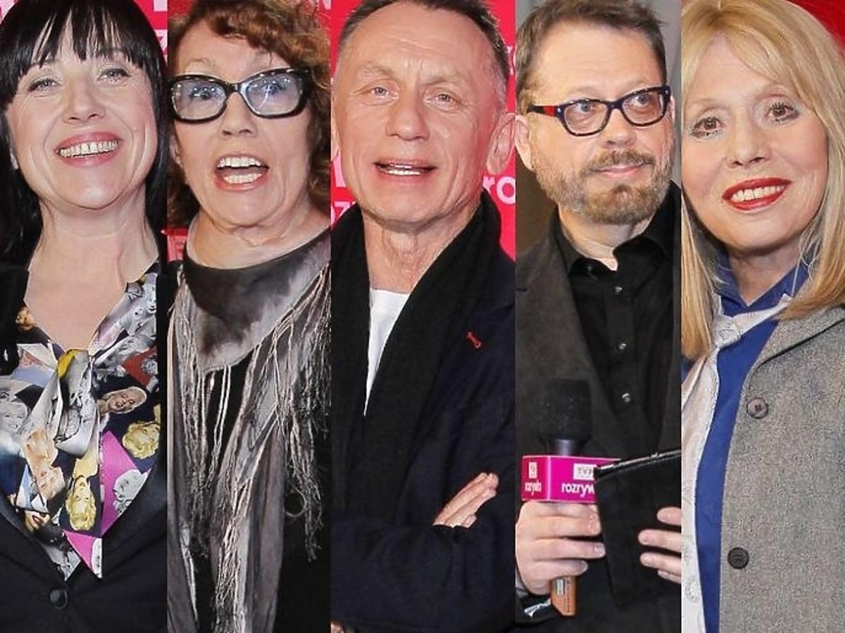 Gwiazdy na 2. urodzinach TVP Rozrywka
