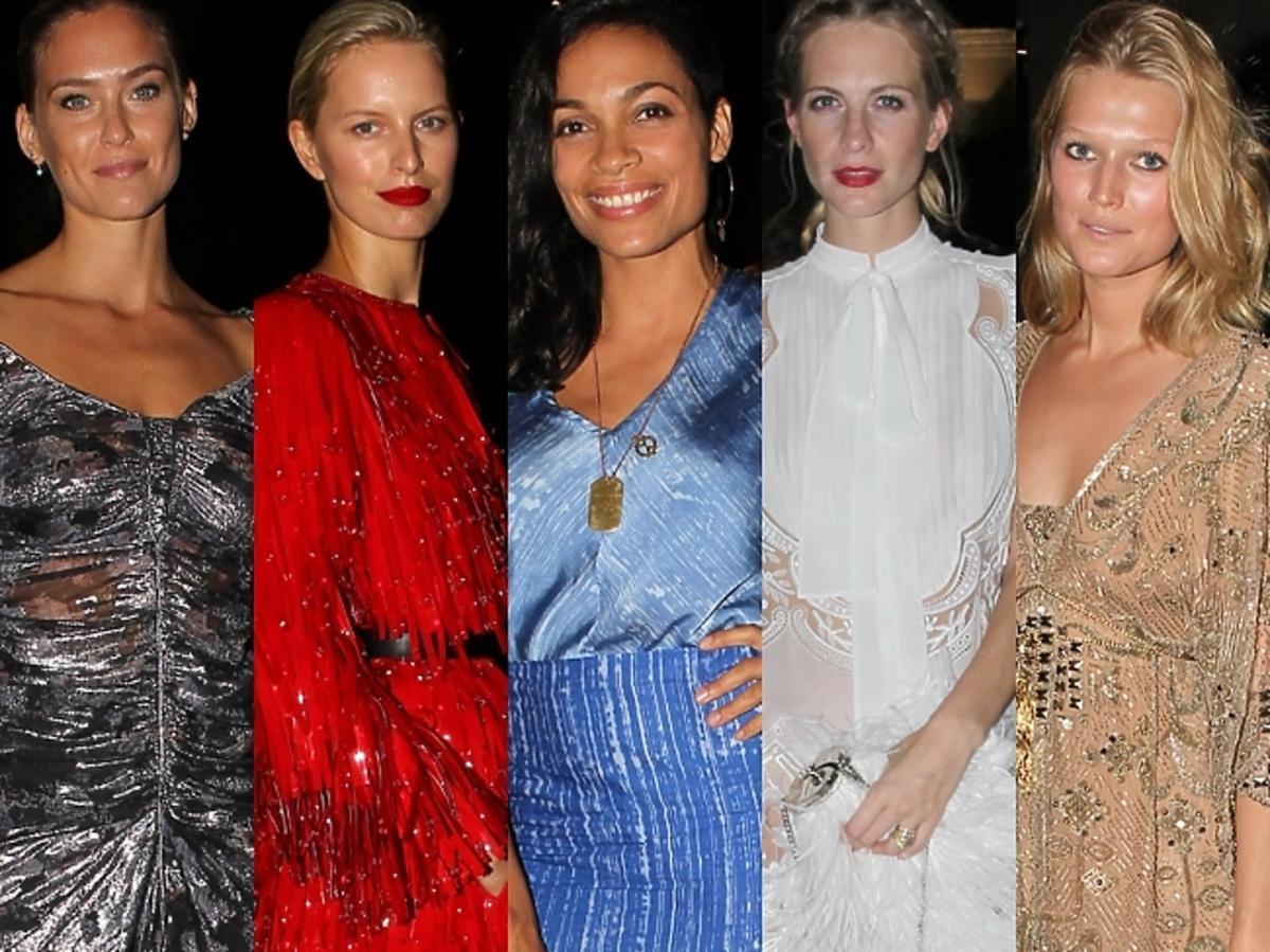 Gwiazdy na 50 urodzinach Vogue