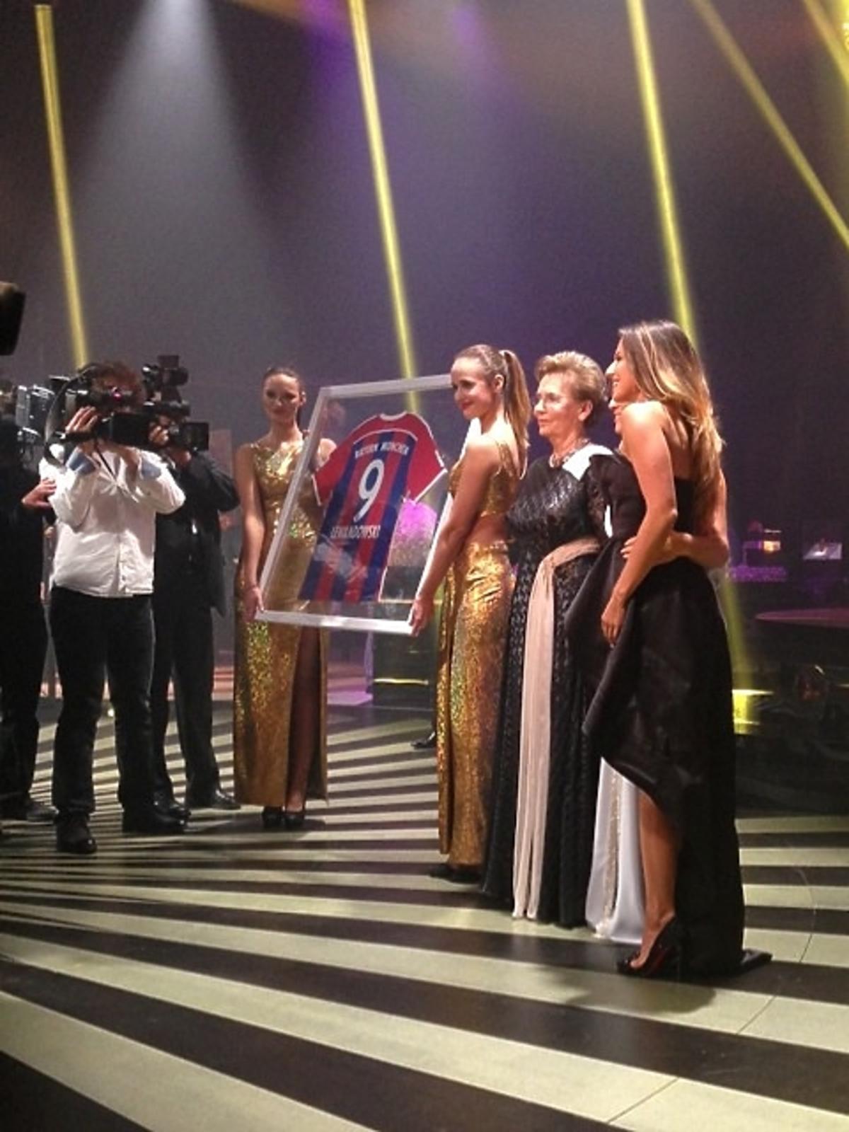 Gwiazdy na balu Fundacji TVN