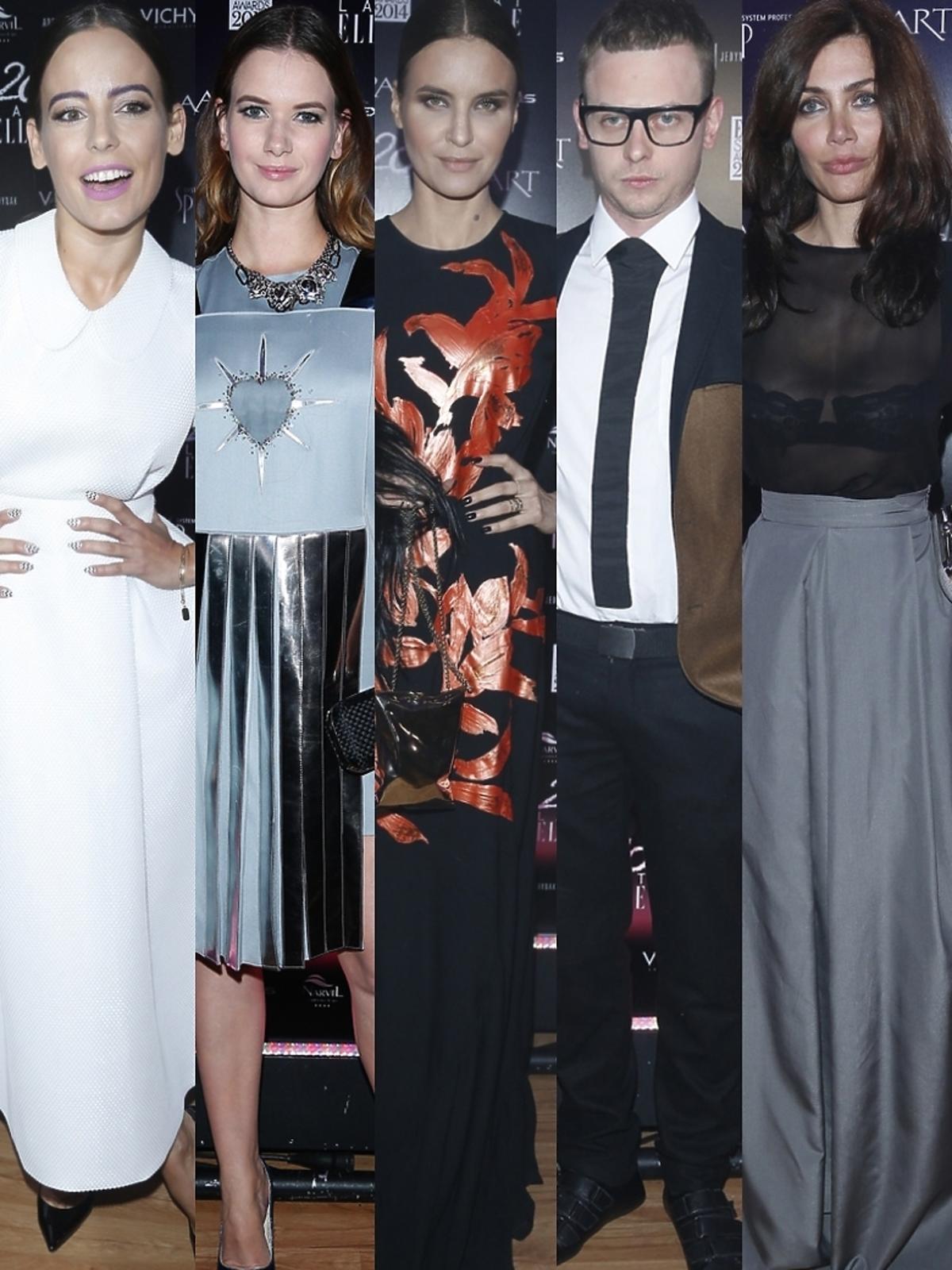 Gwiazdy na Elle Style Awards 2014