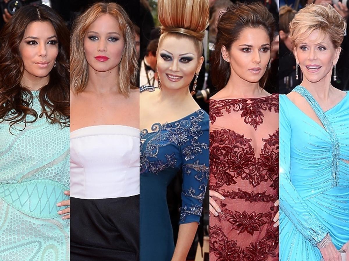 Gwiazdy na Festiwalu w Cannes 2013