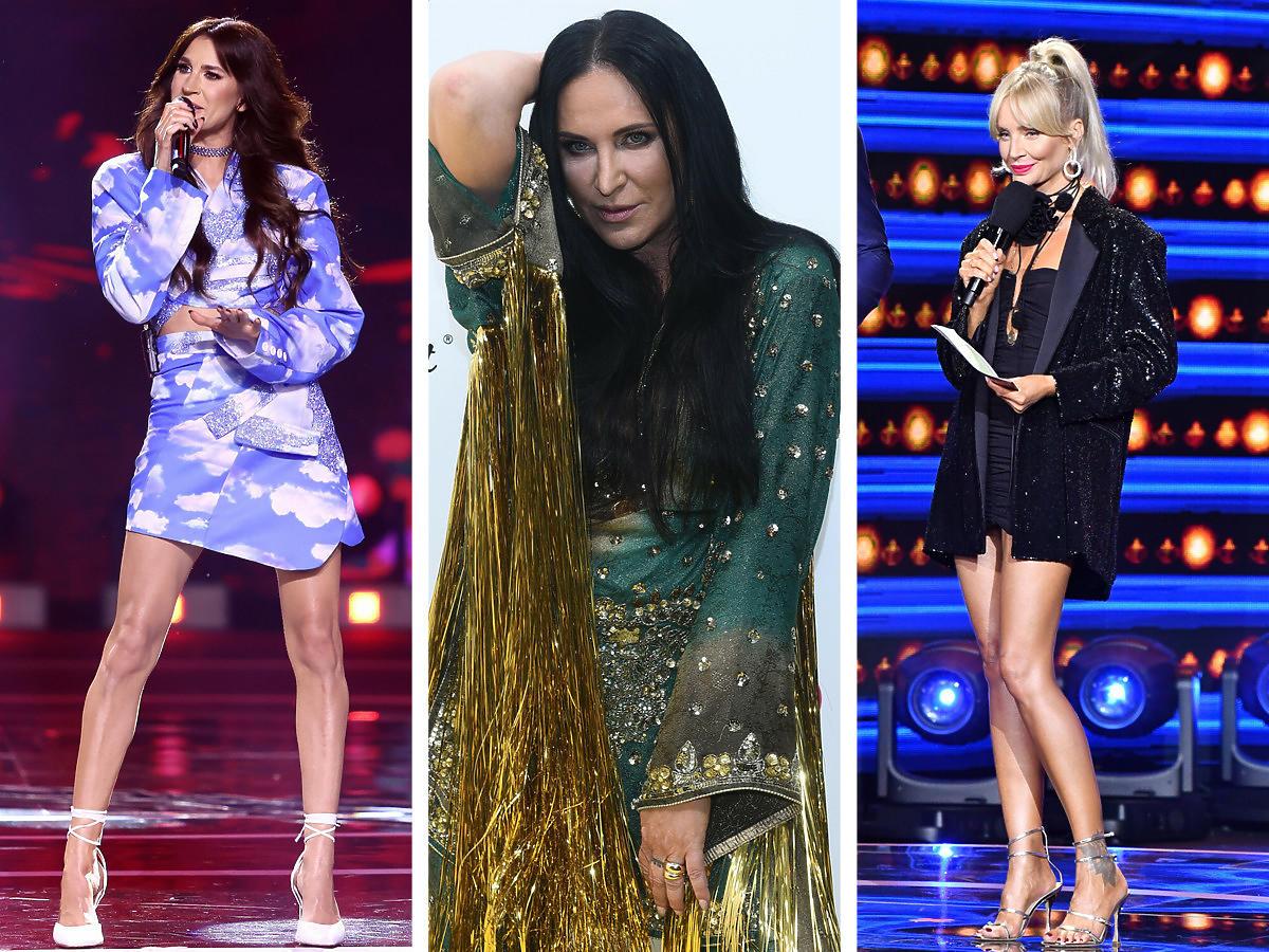 Gwiazdy na Festiwalu w Sopocie 2021