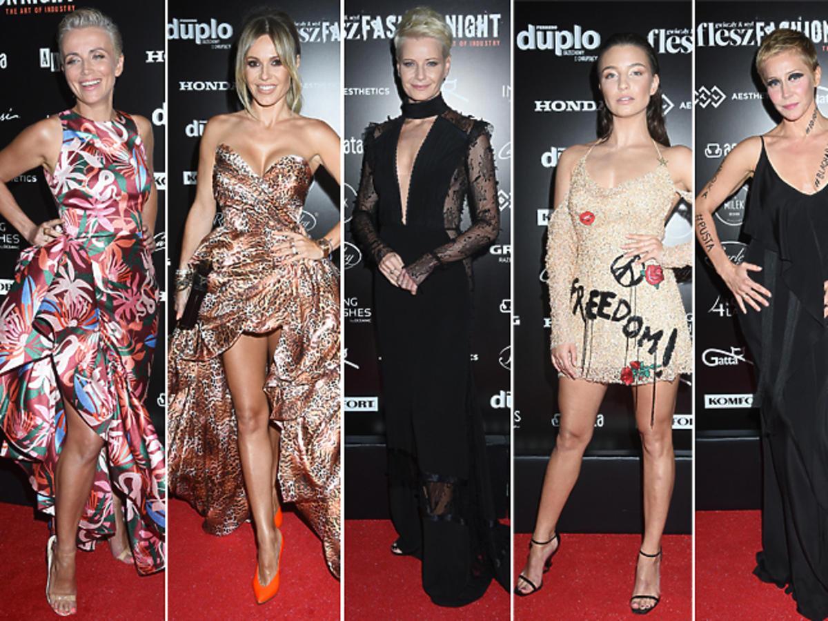 Gwiazdy na Flesz Fashion Night 2018