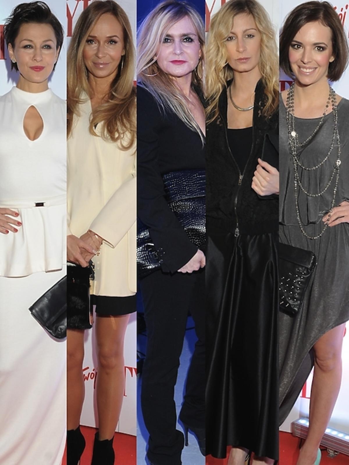 Gwiazdy na gali Doskonałość Mody 2012 Twojego Stylu