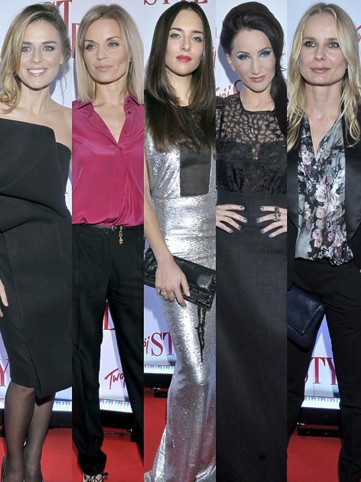 Gwiazdy na gali Doskonałość Roku Twojego Stylu 2012