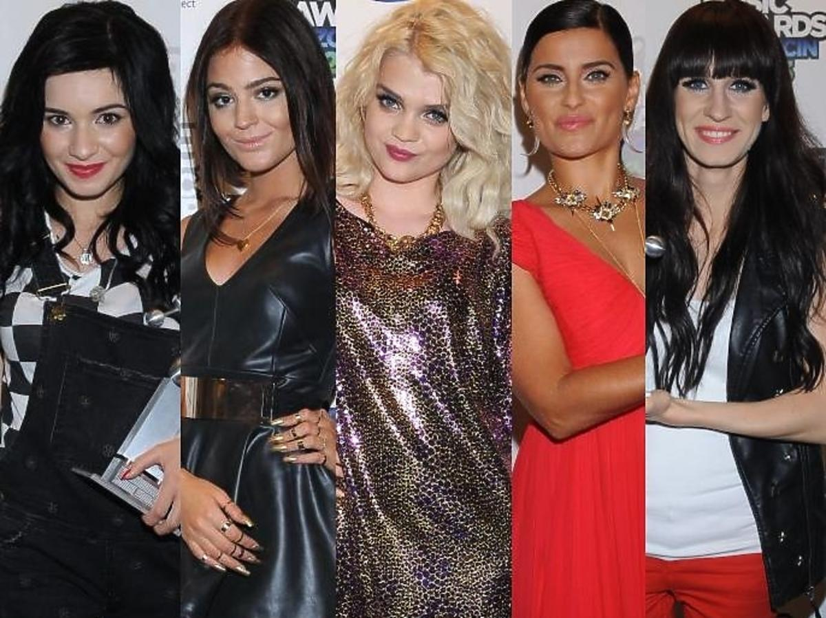 Gwiazdy na gali Eska Music Awards 2013