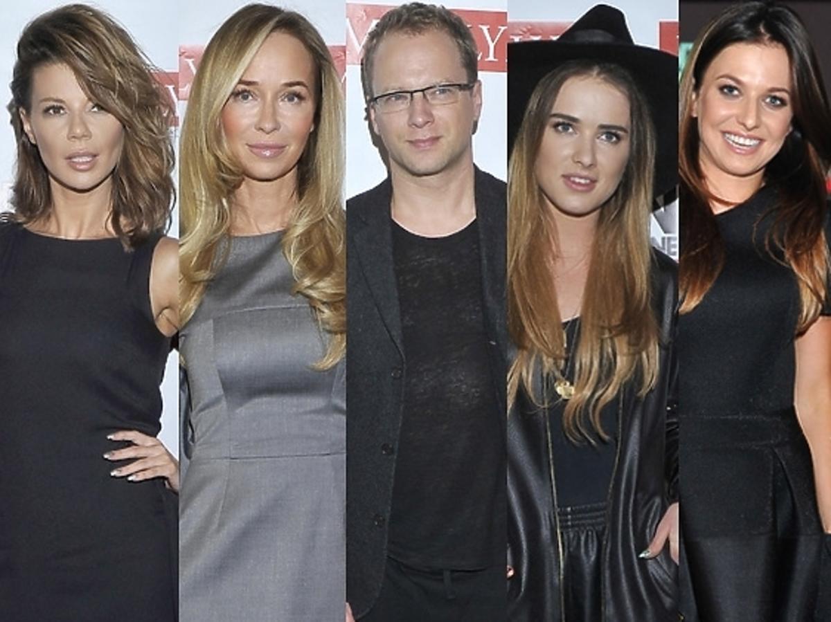 Gwiazdy na gali Fashion Magazine 2013