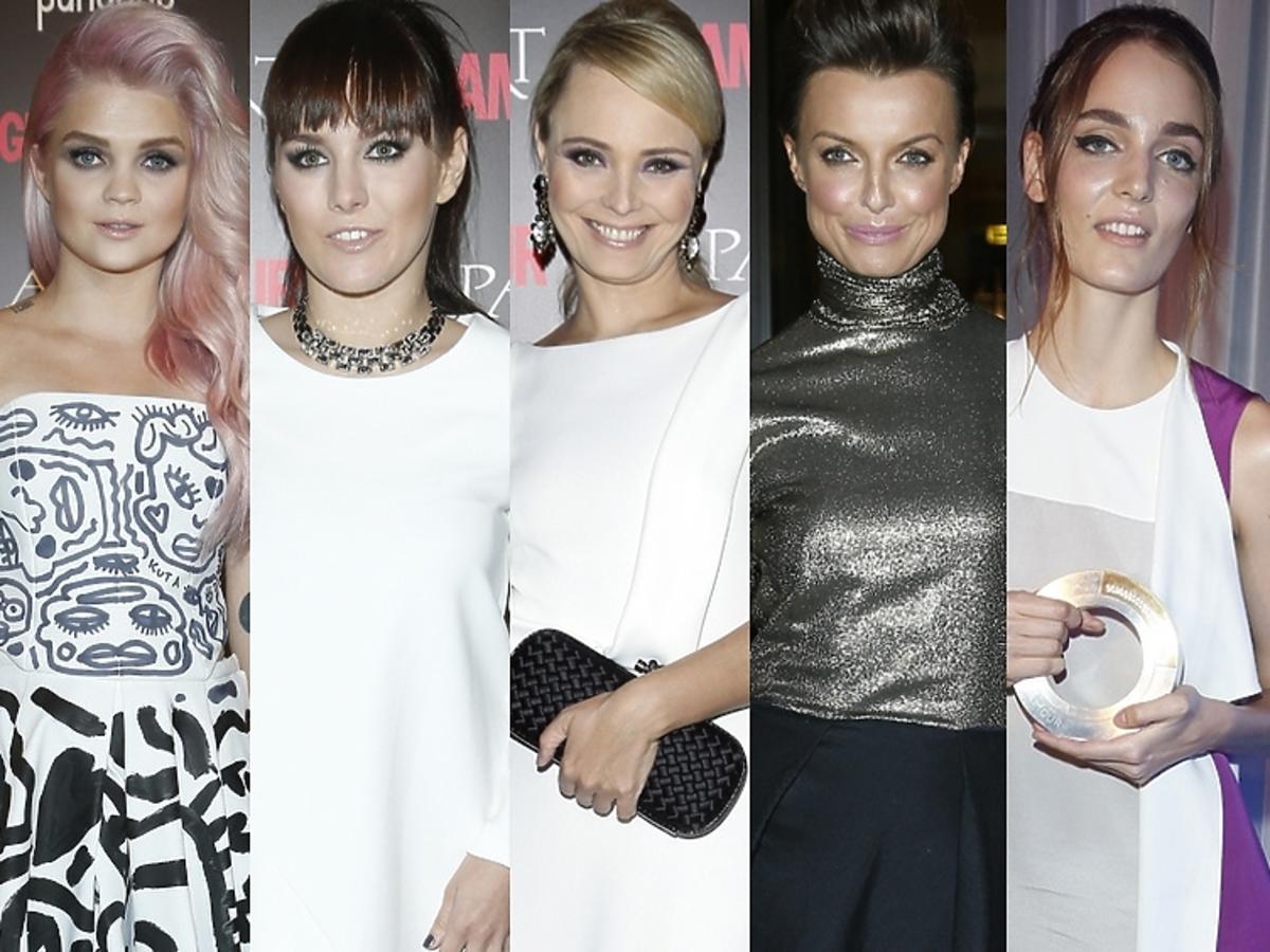 Gwiazdy na gali Kobieta Roku Glamour 2014 zdjęcia. Wyniki Kobieta Roku Glamour 2014