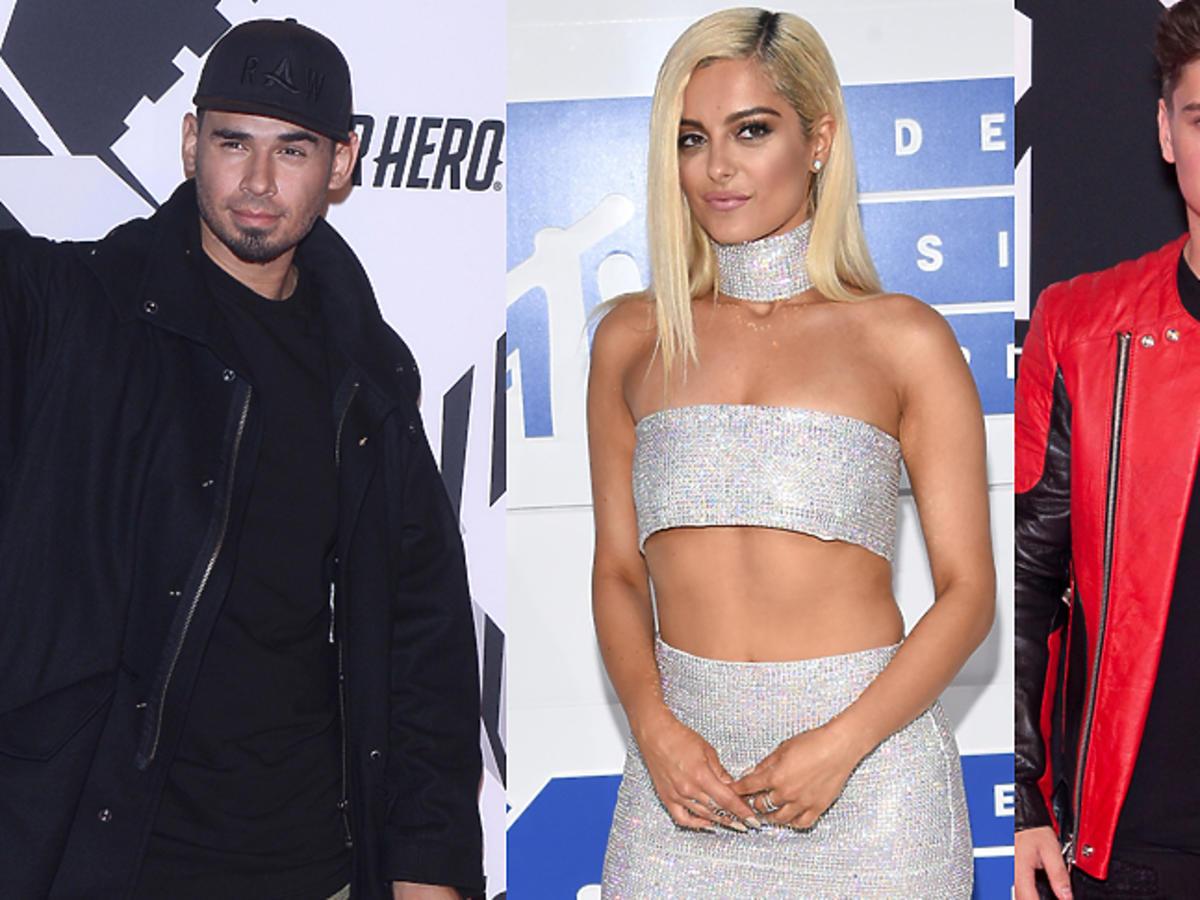 Gwiazdy na gali MTV EMA 2016