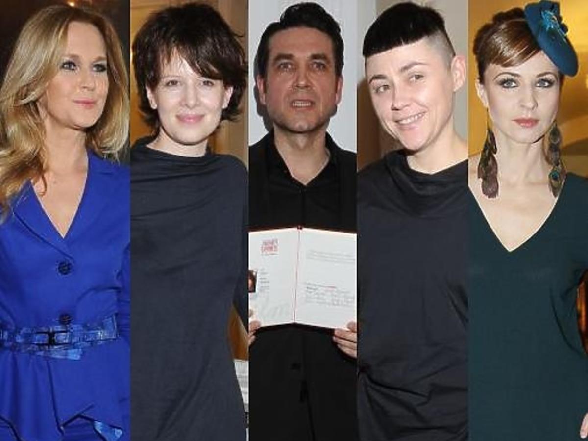 Gwiazdy na gali Paszporty Polityki 2012