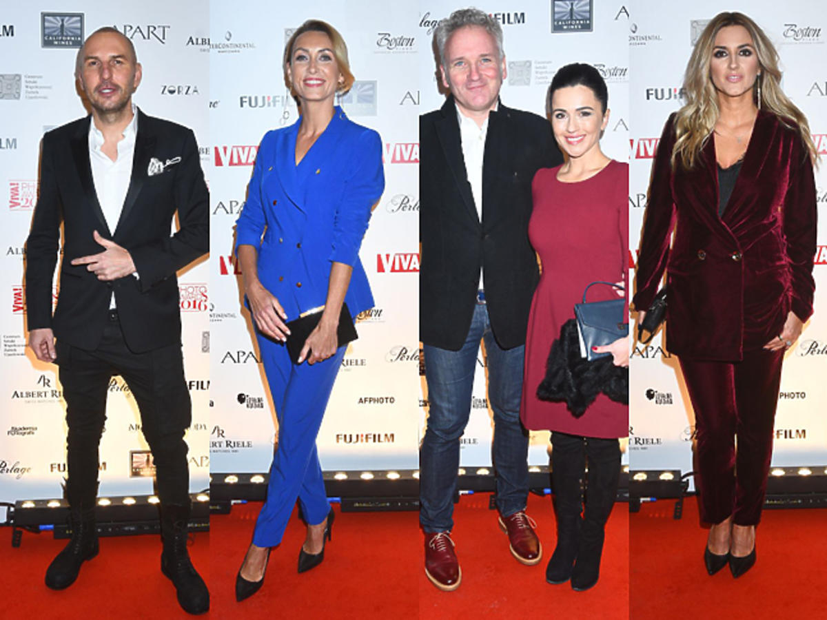 Gwiazdy na gali VIVA! Photo Awards 2016