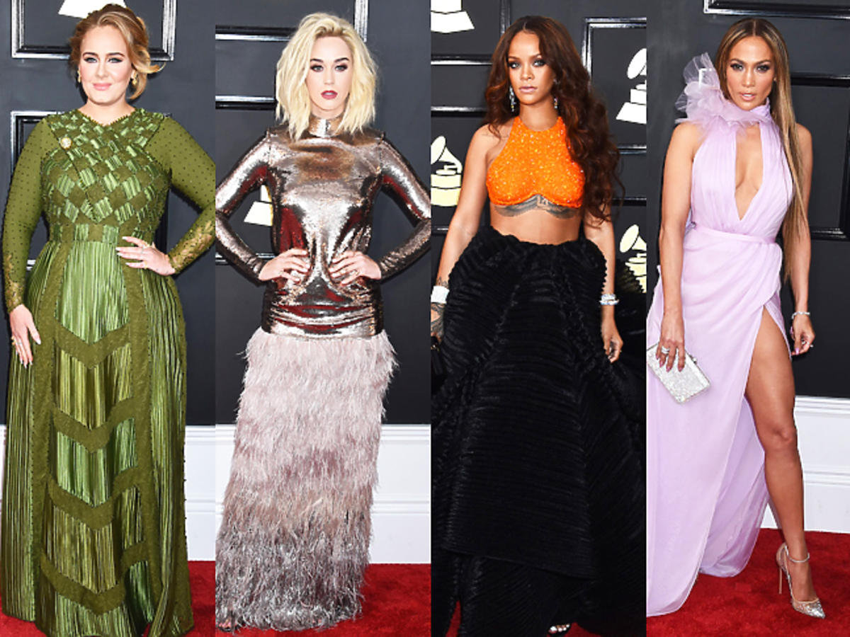 Gwiazdy na Grammy 2017