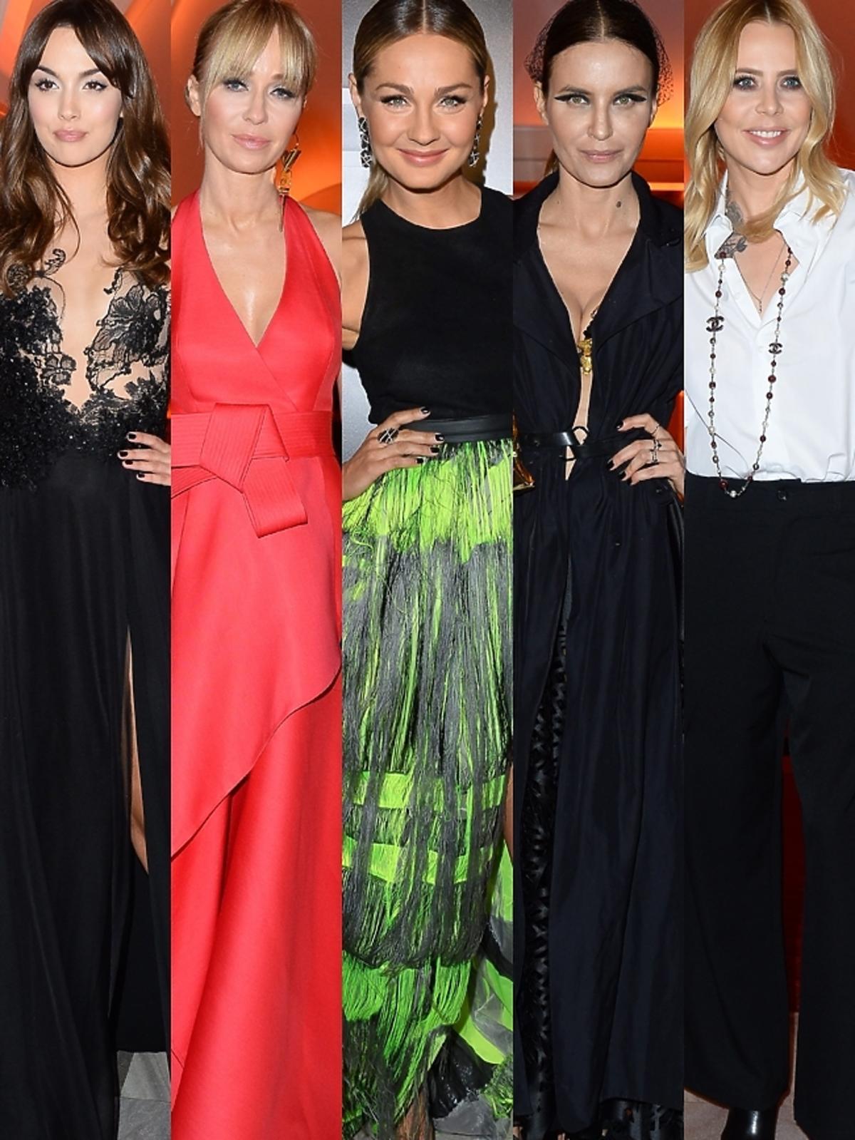 Gwiazdy na imprezie Flesz Fashion Night