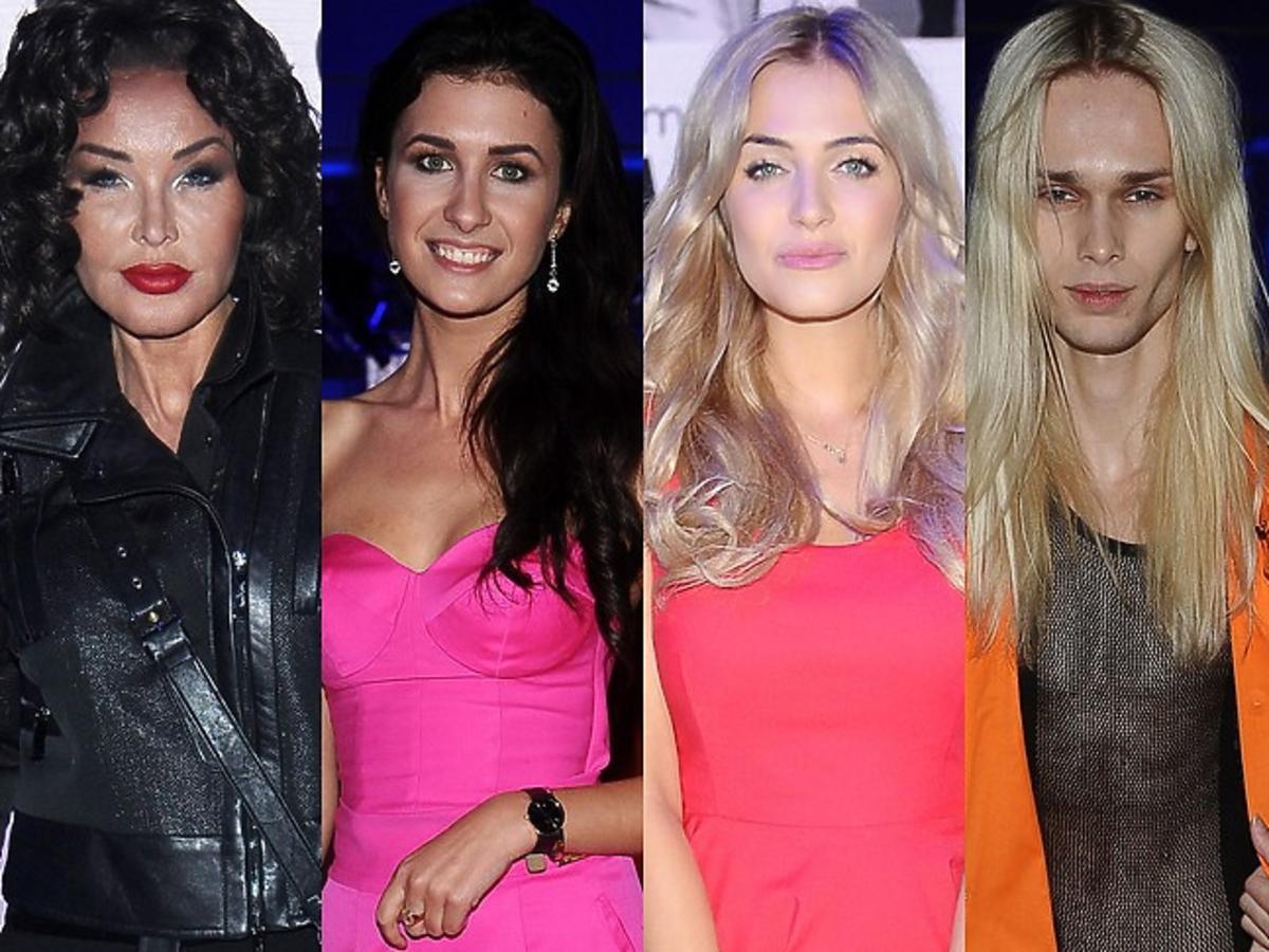 Gwiazdy na imprezie Fresh Faces 2015