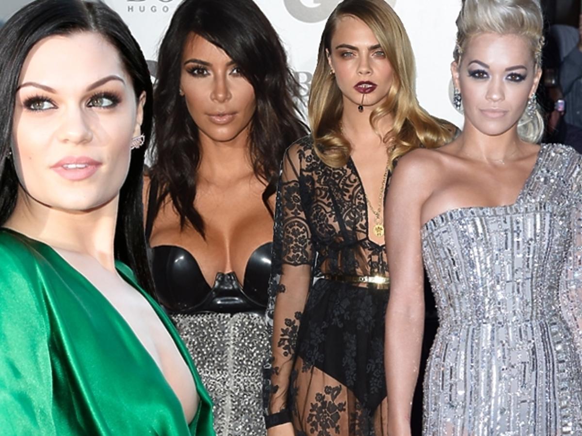 Gwiazdy na imprezie GQ Men Of The Year Awards 2014