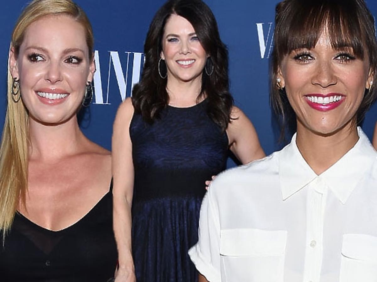 Gwiazdy na imprezie Vanity Fair