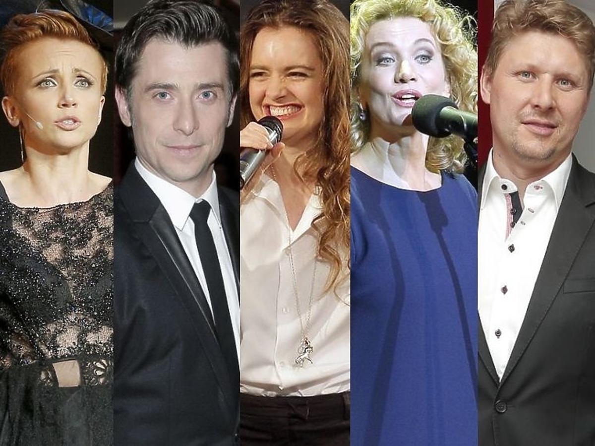 """Gwiazdy na koncercie """"Pamiętajcie o artystach"""""""