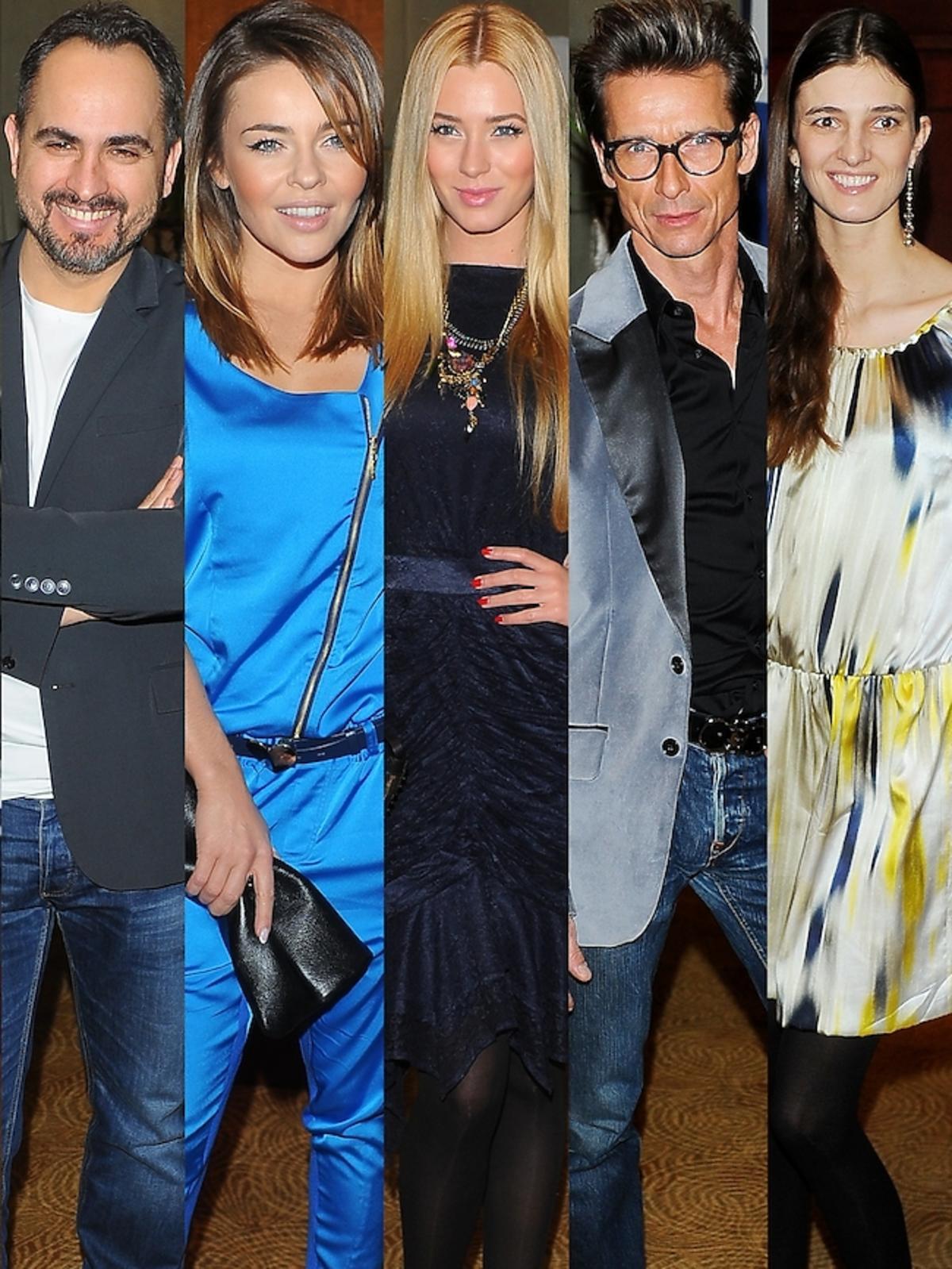 Gwiazdy na konferencji Miss Polonia 2012