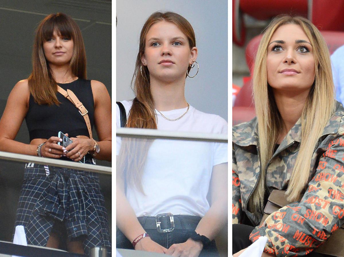 Gwiazdy na meczu Reprezentacji Polski