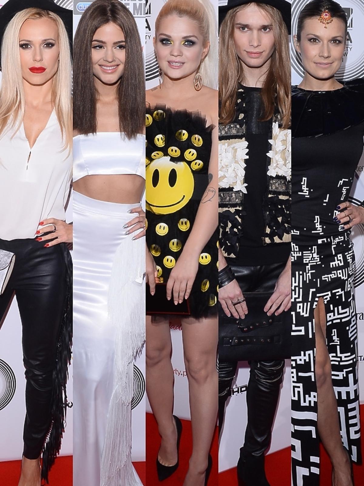 Gwiazdy na MTV EMA Pre-Party 2014