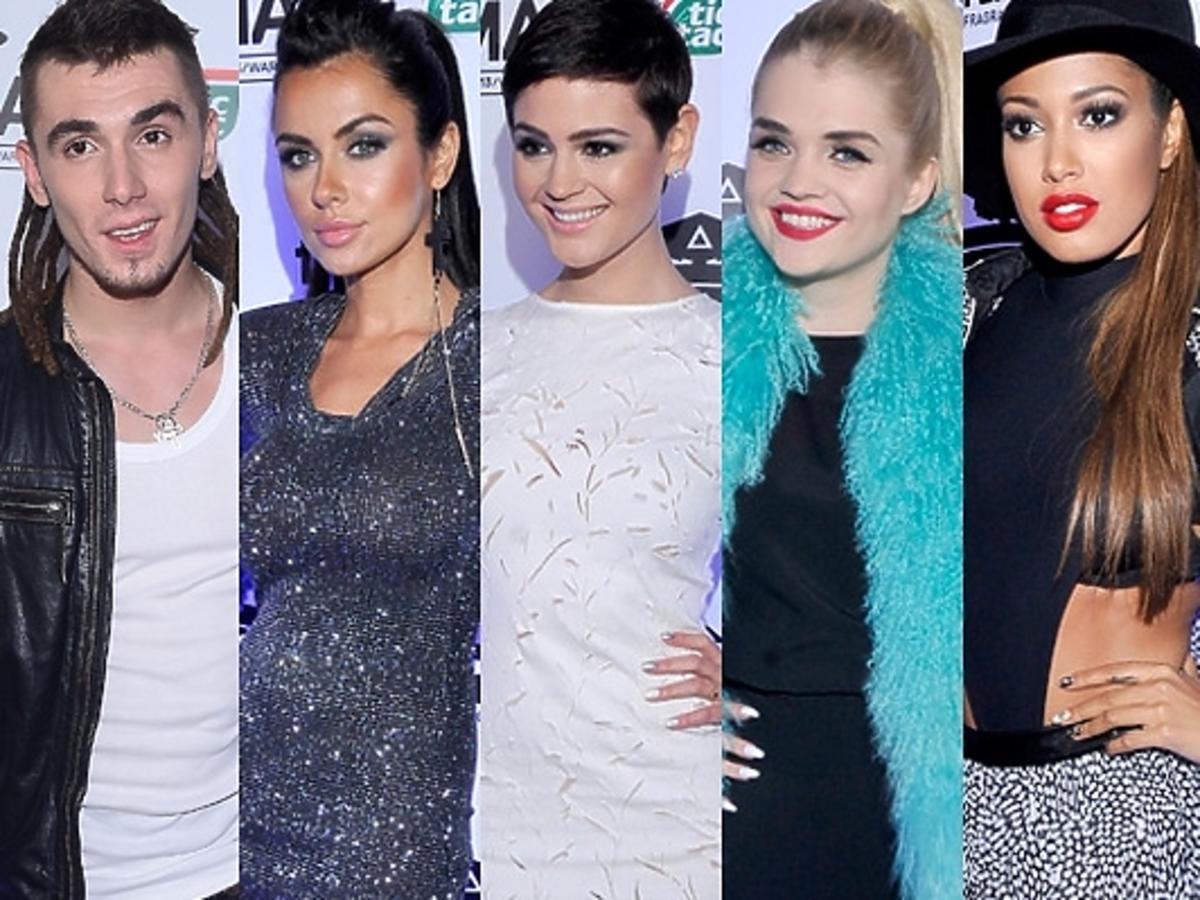 Gwiazdy na MTV EMA Preparty 2013