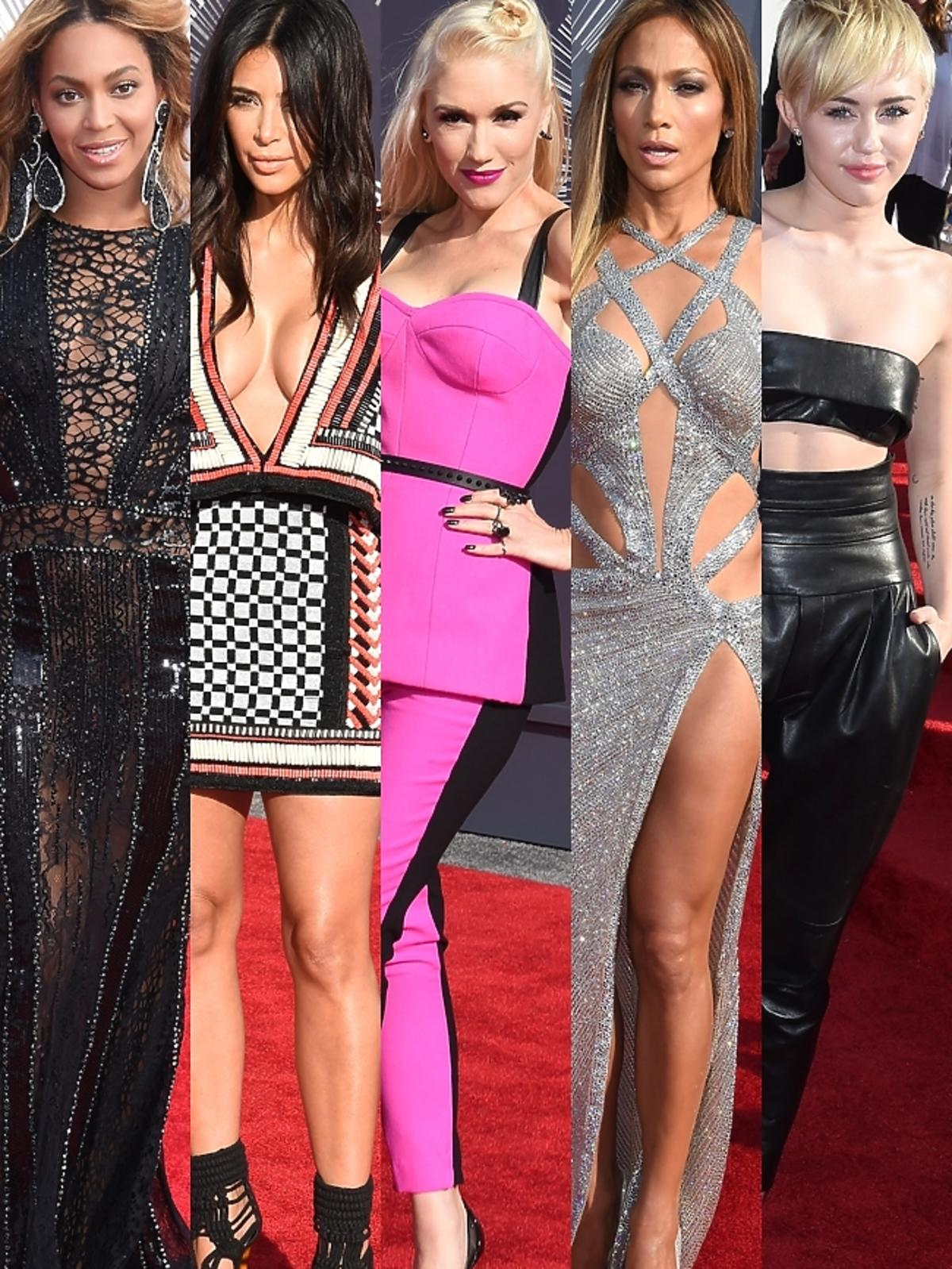 Gwiazdy na MTV Video Music Awards 2014