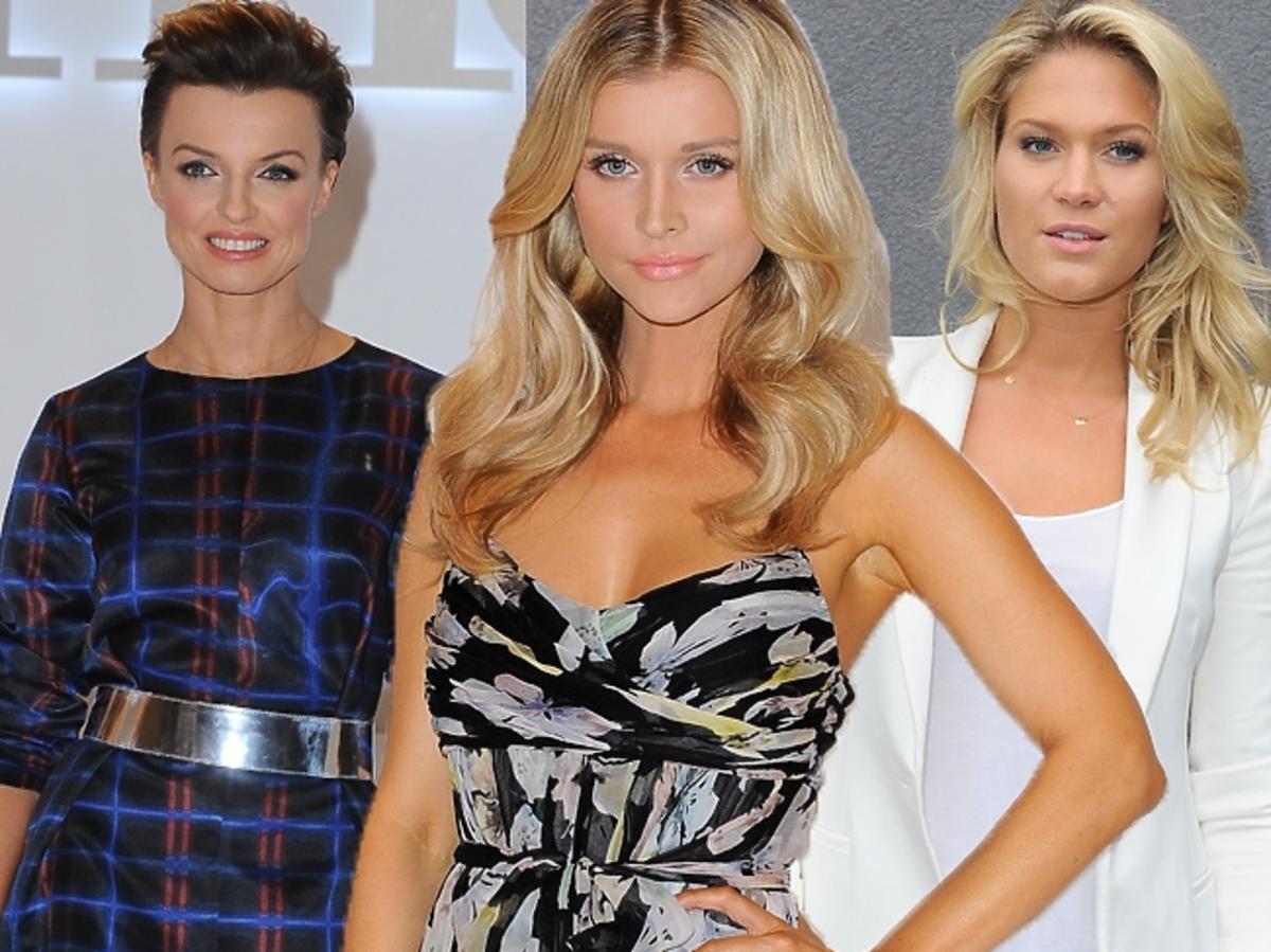 Gwiazdy na nagraniu Top Model: Zostań Modelką