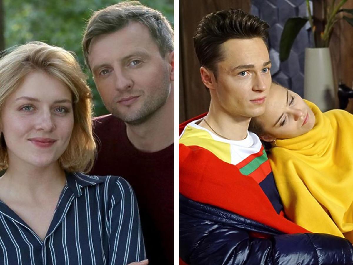 Gwiazdy na planie seriali M jak miłość i Barwy szczęścia