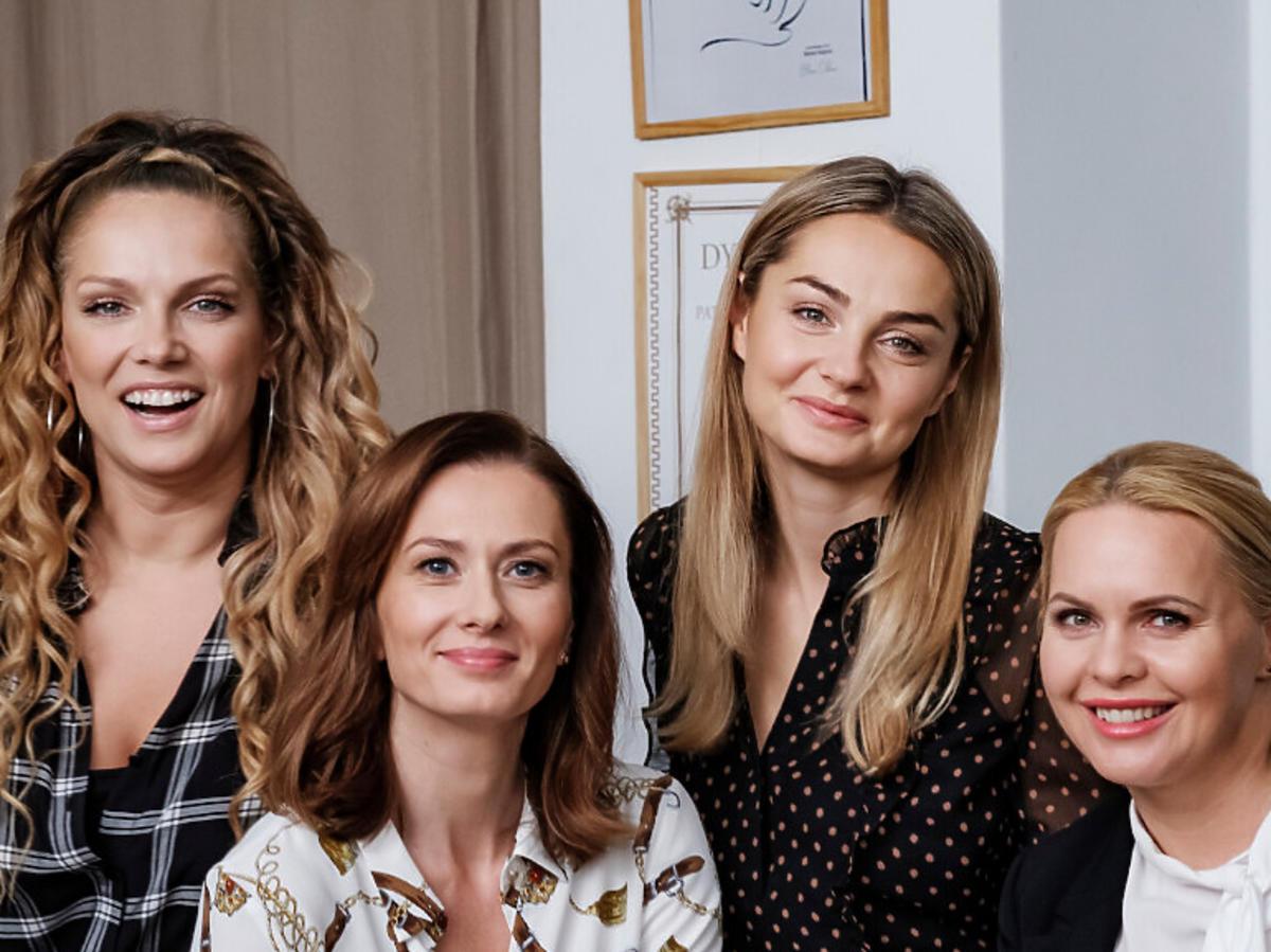 Gwiazdy na planie serialu Przyjaciółki