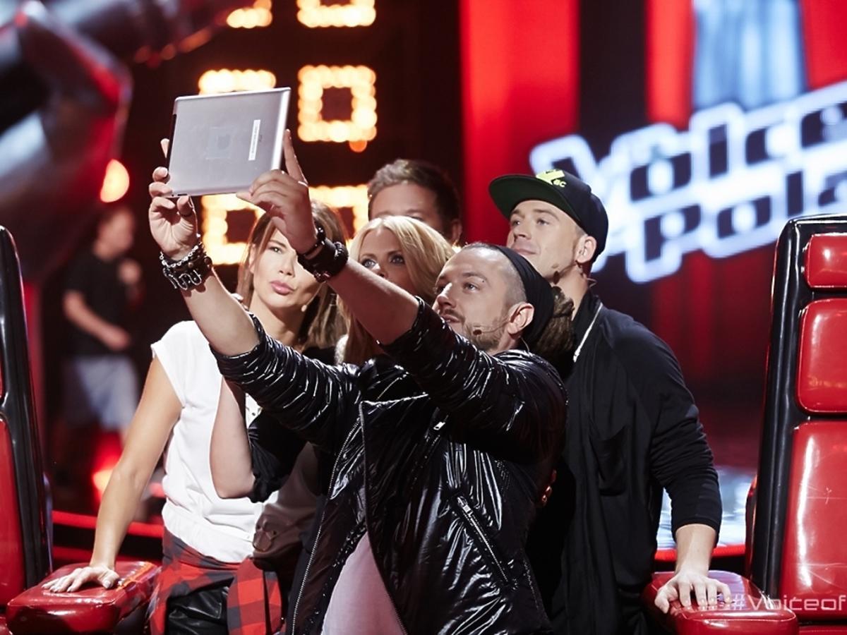 Gwiazdy na planie The Voice of Poland 6