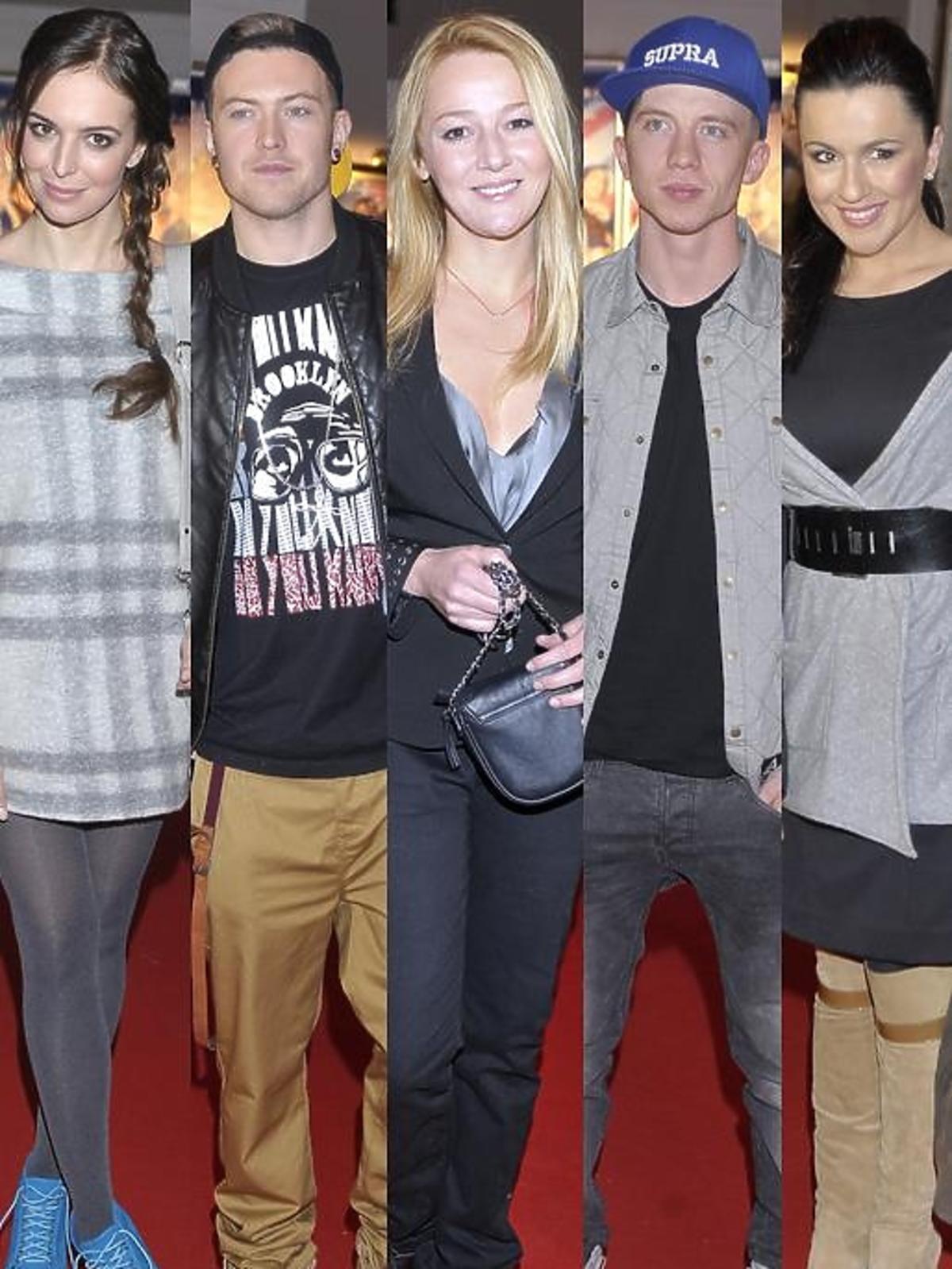 Gwiazdy na premierze filmu