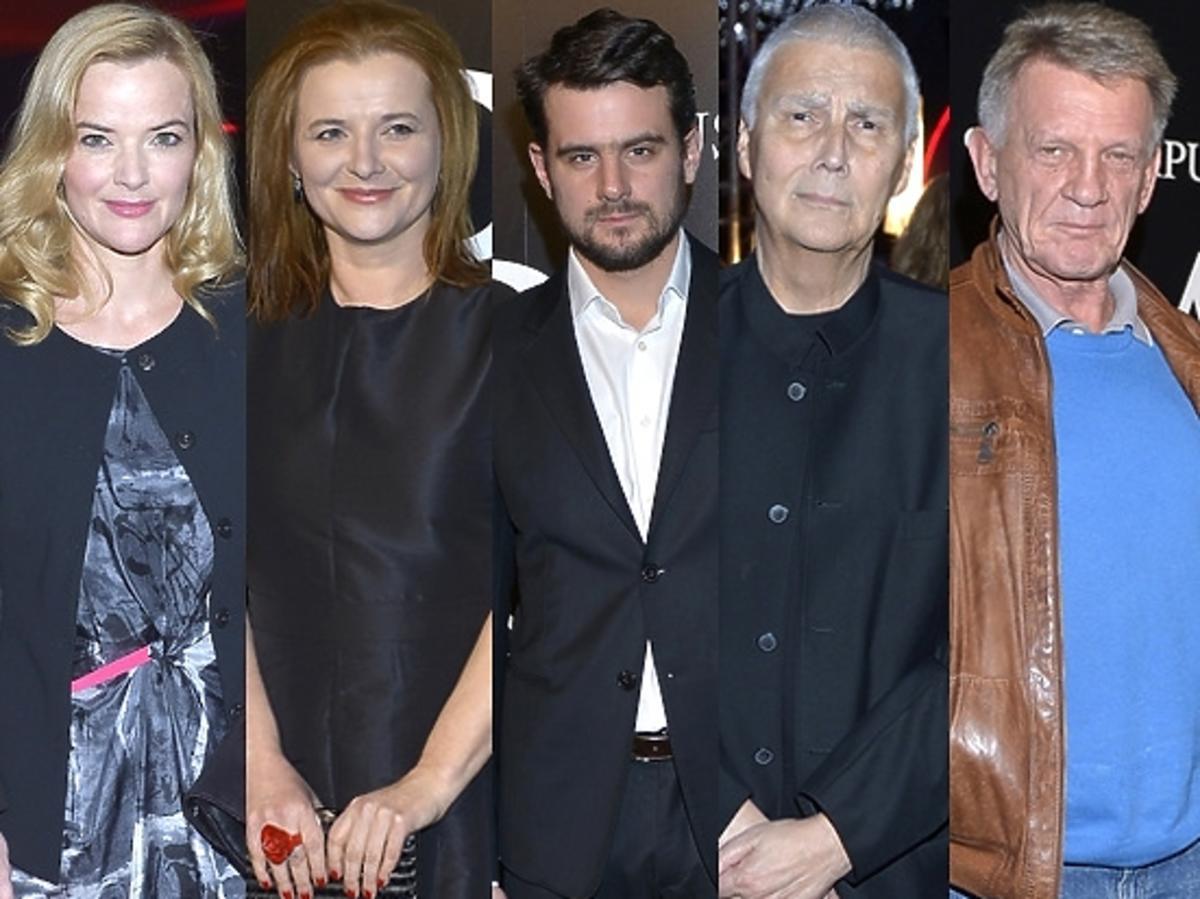 """Gwiazdy na premierze filmu """"Papusza"""""""