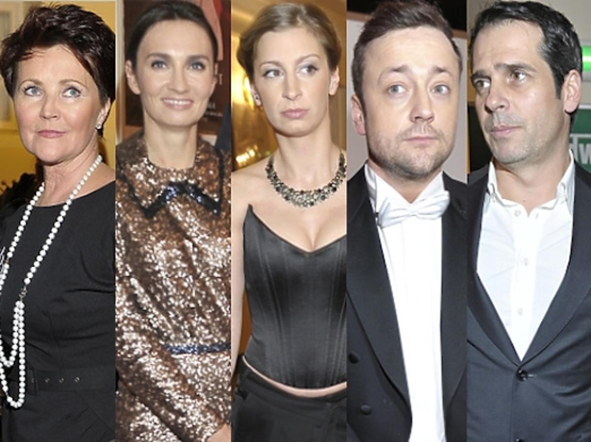 Gwiazdy na premierze Irydiona na 100 Lat Teatru Polskiego